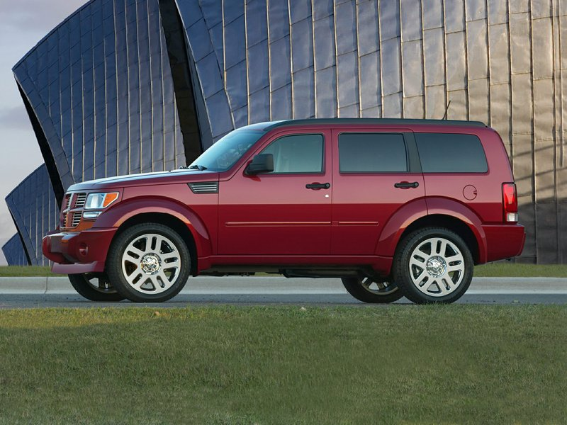 2008 Dodge Nitro for sale in Richmond, British Columbia