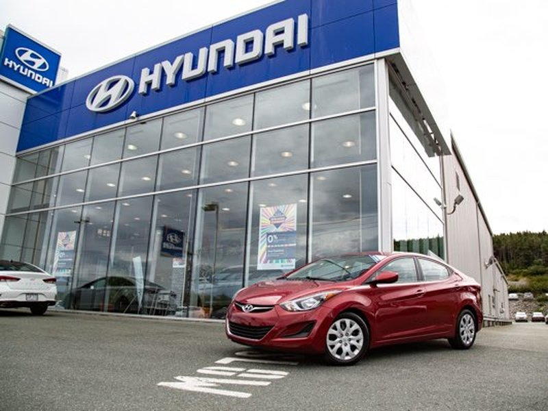 2014 Hyundai Elantra for sale in St. John's, Newfoundland and Labrador