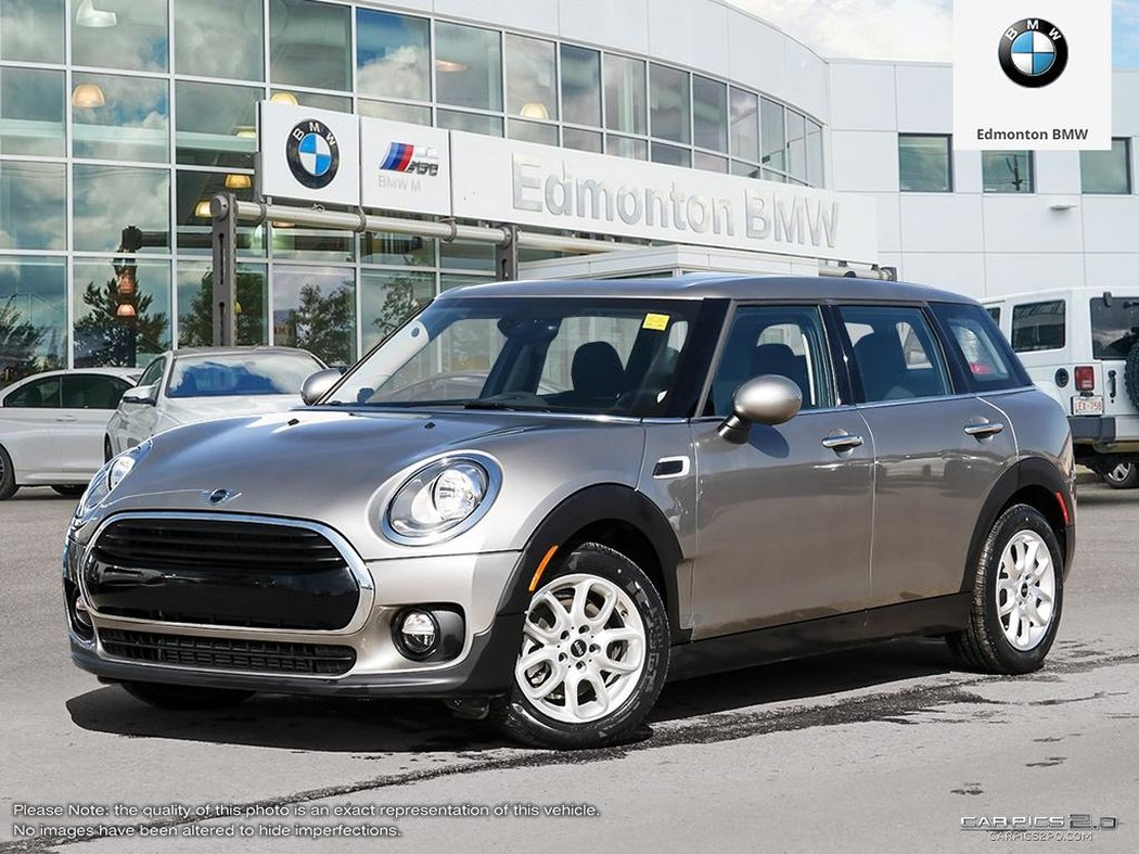 2016 Mini Cooper Clubman For Sale In Edmonton