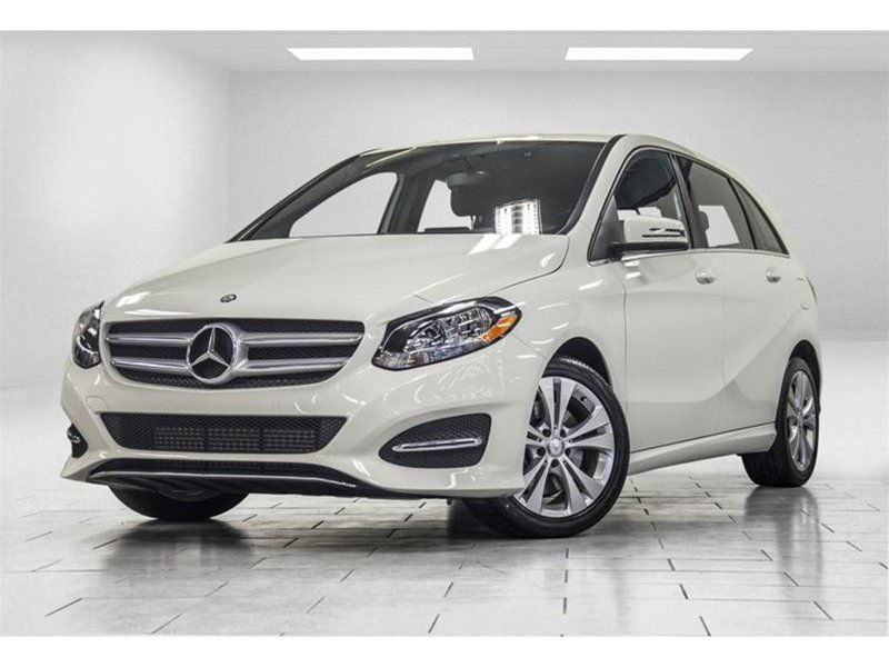 2017 Mercedes-Benz B-Class for sale in Dollard-Des Ormeaux, Quebec