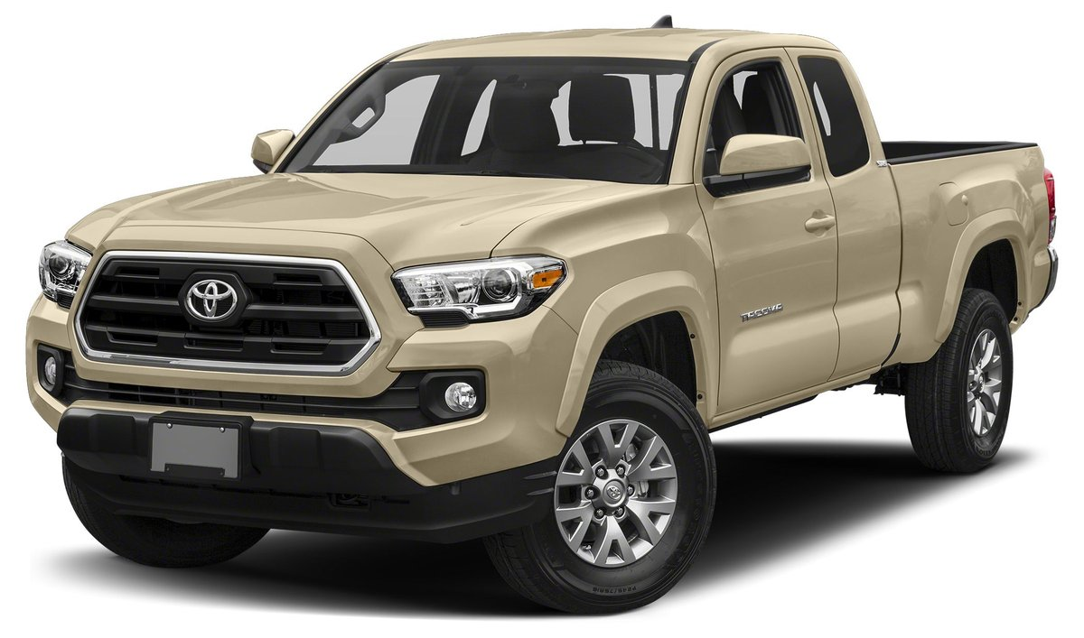 2017 Toyota Tacoma for sale in Scarborough, Ontario