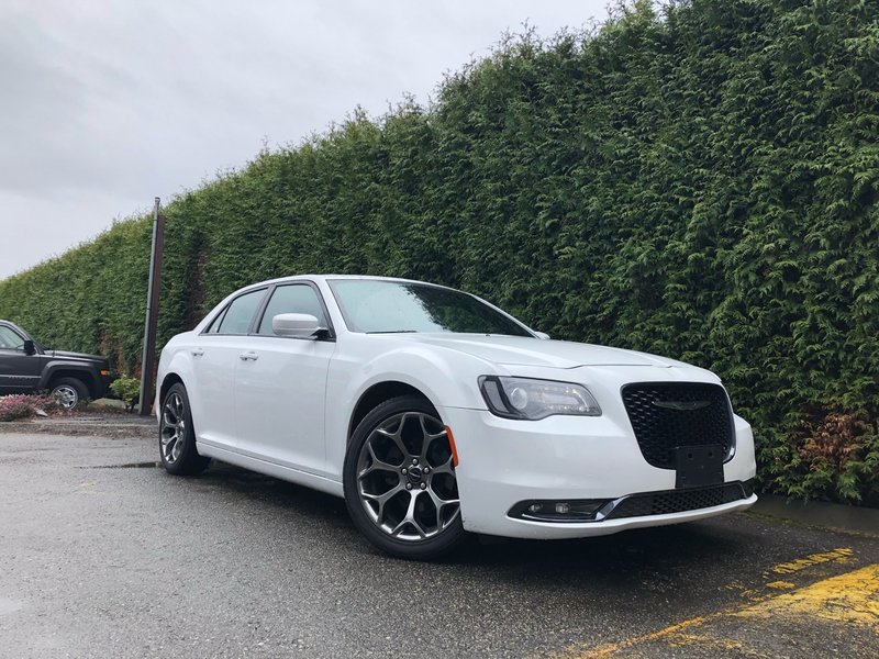 2018 Chrysler 300 for sale in Surrey, British Columbia