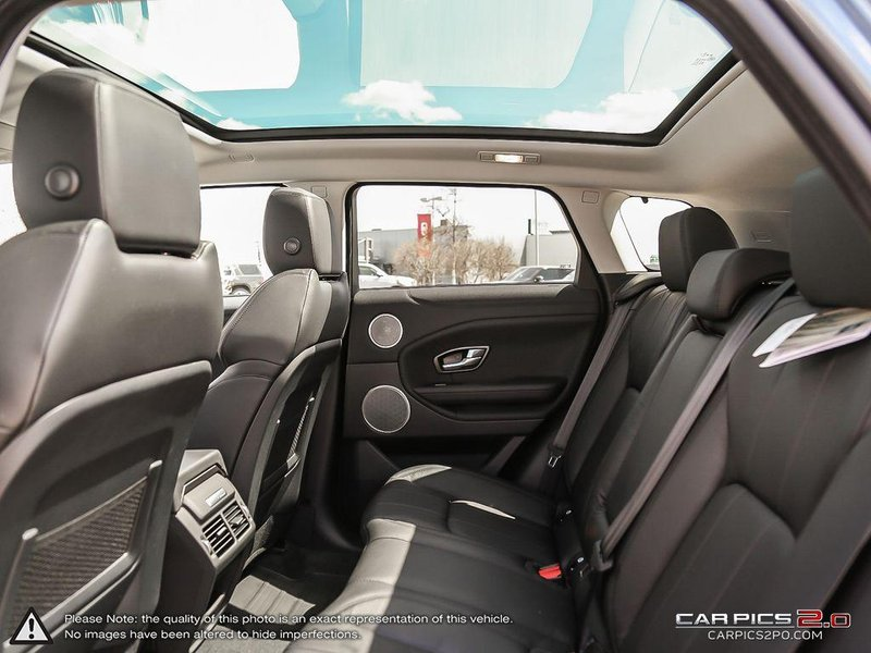2018 Land Rover Range Rover Evoque for sale in Winnipeg, Manitoba