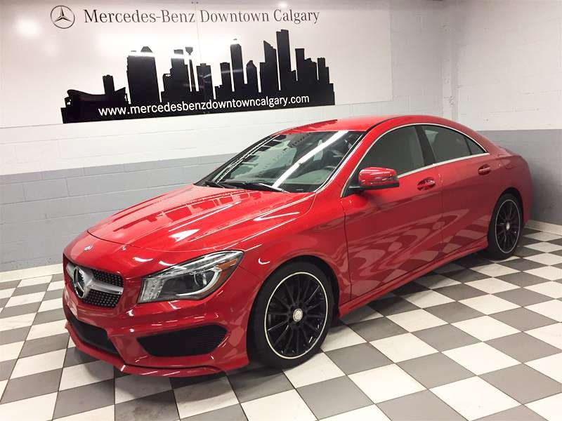 2015 Mercedes-Benz CLA for sale in Calgary, Alberta