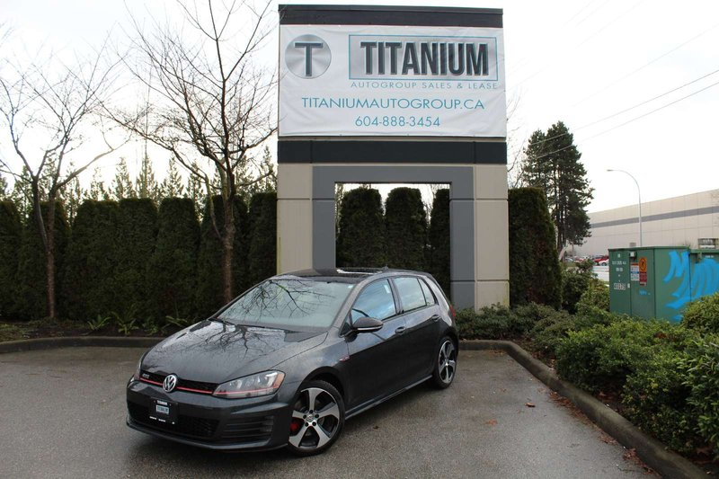 2017 Volkswagen Golf GTI for sale in Langley, British Columbia