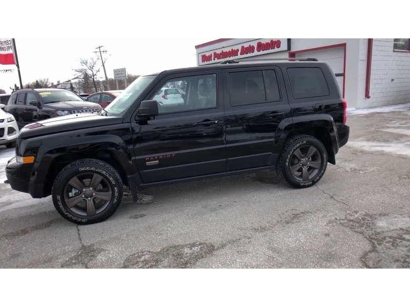 2017 Jeep Patriot for sale in Winnipeg, Manitoba