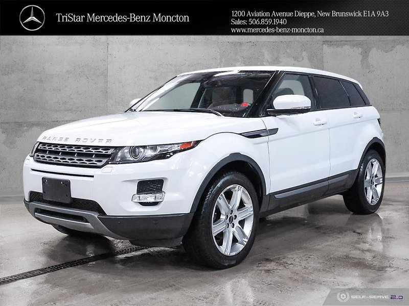 2012 Land Rover Range Rover Evoque for sale in Dieppe, New Brunswick