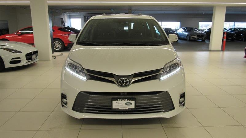 2018 Toyota Sienna for sale in Richmond, British Columbia