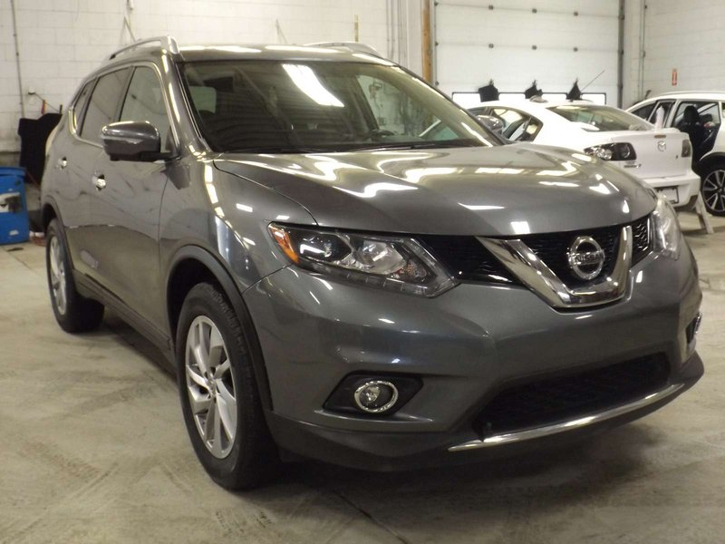 2015 Nissan Rogue for sale in Calgary, Alberta