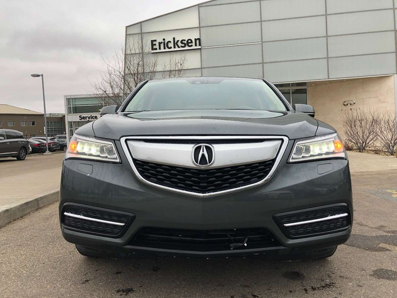 2014 Acura MDX for sale in Edmonton, Alberta