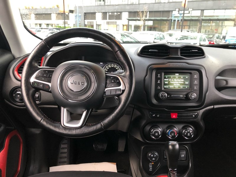 2016 Jeep Renegade for sale in Richmond, British Columbia