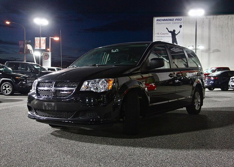 2017 Dodge Grand Caravan for sale in Richmond, British Columbia
