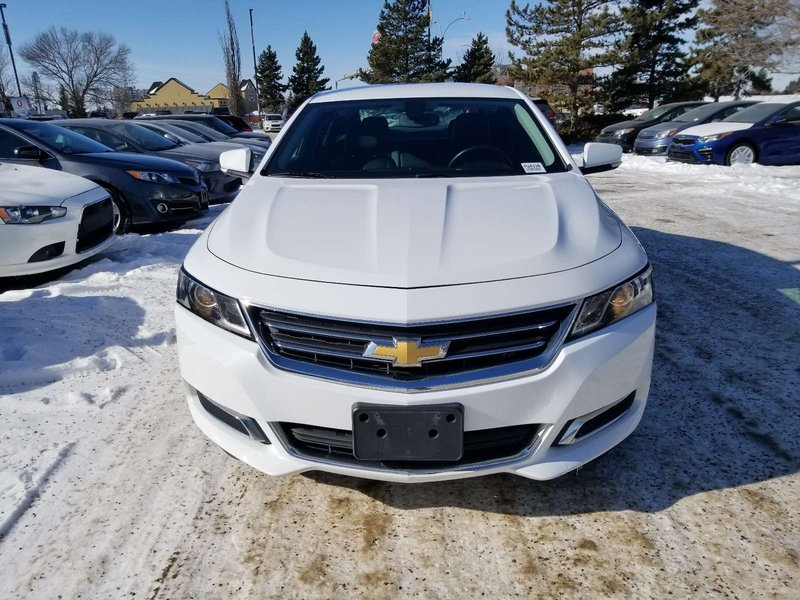 2016 Chevrolet Impala for sale in Edmonton, Alberta