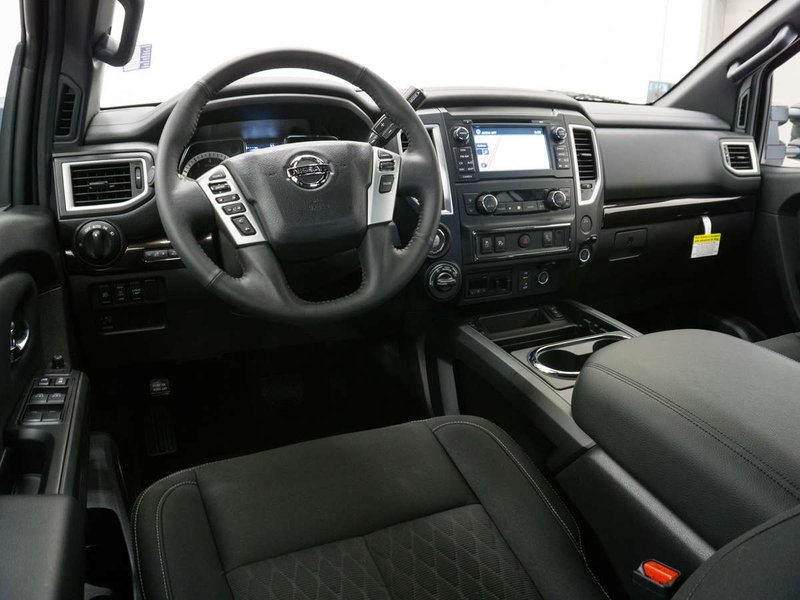 2018 Nissan Titan for sale in Kelowna, British Columbia