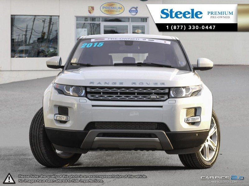 2015 Land Rover Range Rover Evoque for sale in Halifax, Nova Scotia