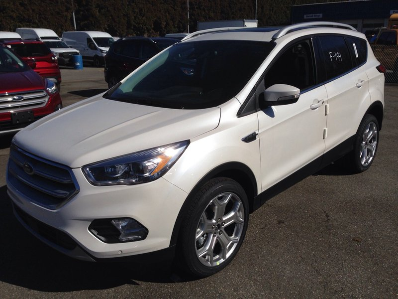 2019 Ford Escape for sale in Port Coquitlam, British Columbia