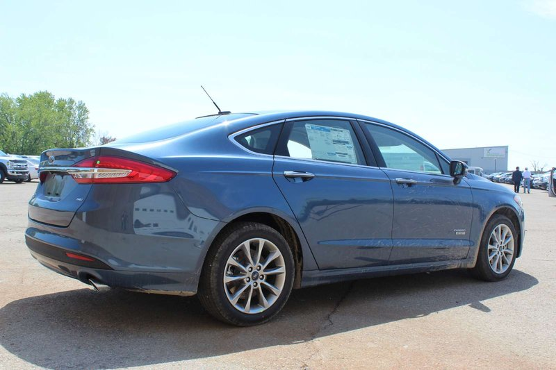 2018 Ford Fusion Energi for sale in Mississauga, Ontario
