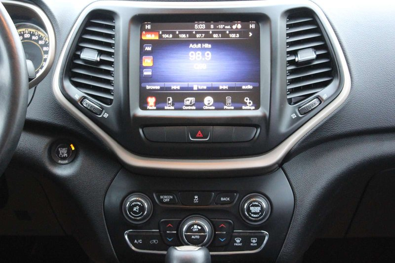 2014 Jeep Cherokee for sale in Peace River, Alberta
