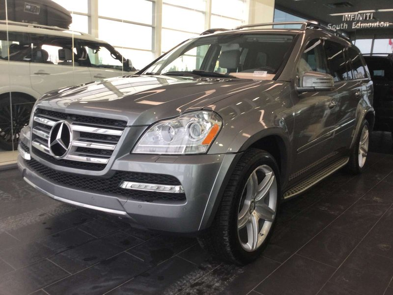 2011 Mercedes-Benz GL for sale in Edmonton, Alberta
