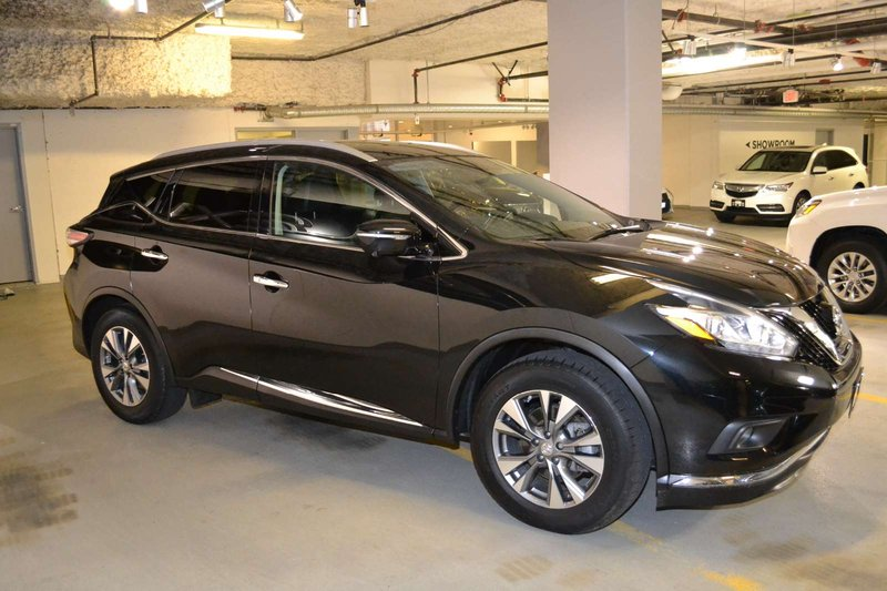 2015 Nissan Murano for sale in Vancouver, British Columbia