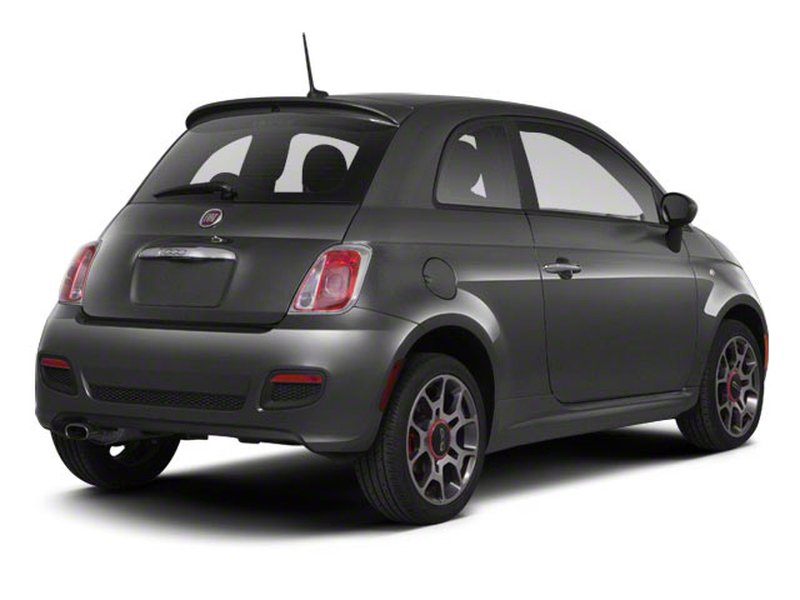 2013 Fiat 500 for sale in Calgary, Alberta