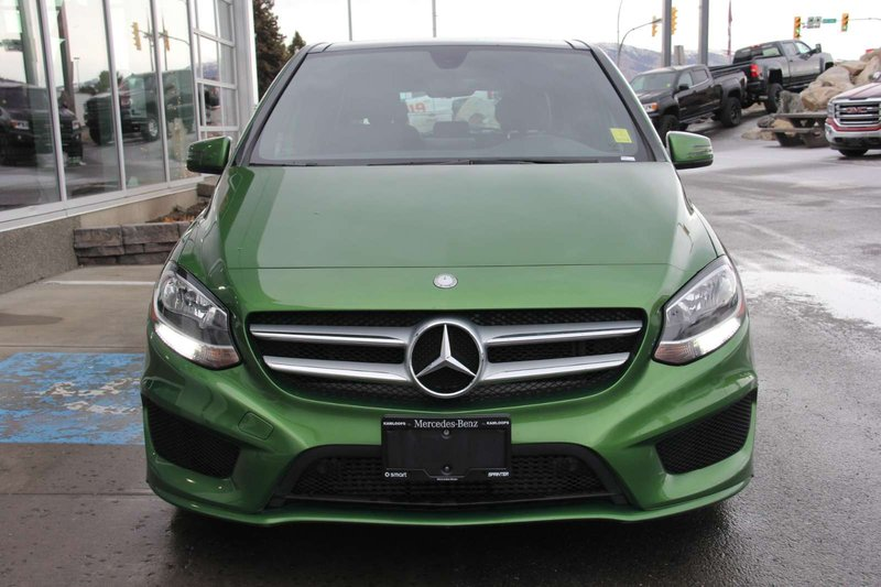 2017 Mercedes-Benz B-Class for sale in Kamloops, British Columbia