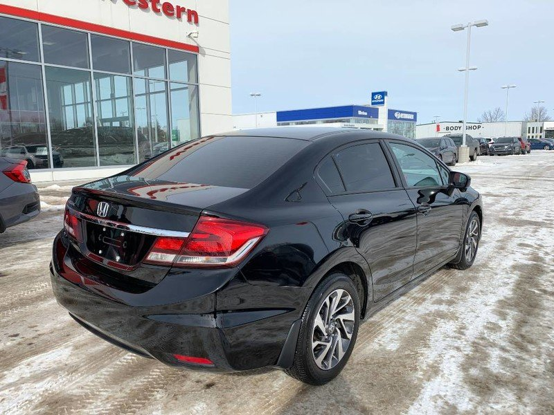 2015 Honda Civic Sedan for sale in Moose Jaw, Saskatchewan