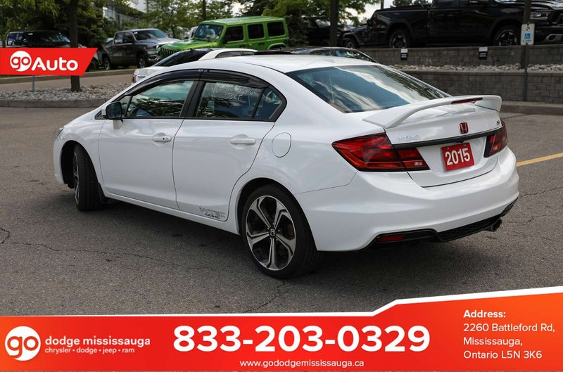 2015 Honda Civic Sedan for sale in Mississauga, Ontario