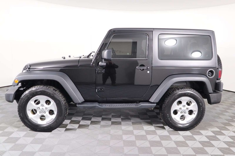 2015 Jeep Wrangler for sale in Huntsville, Ontario