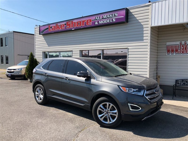2015 Ford Edge for sale in Tilbury, Ontario