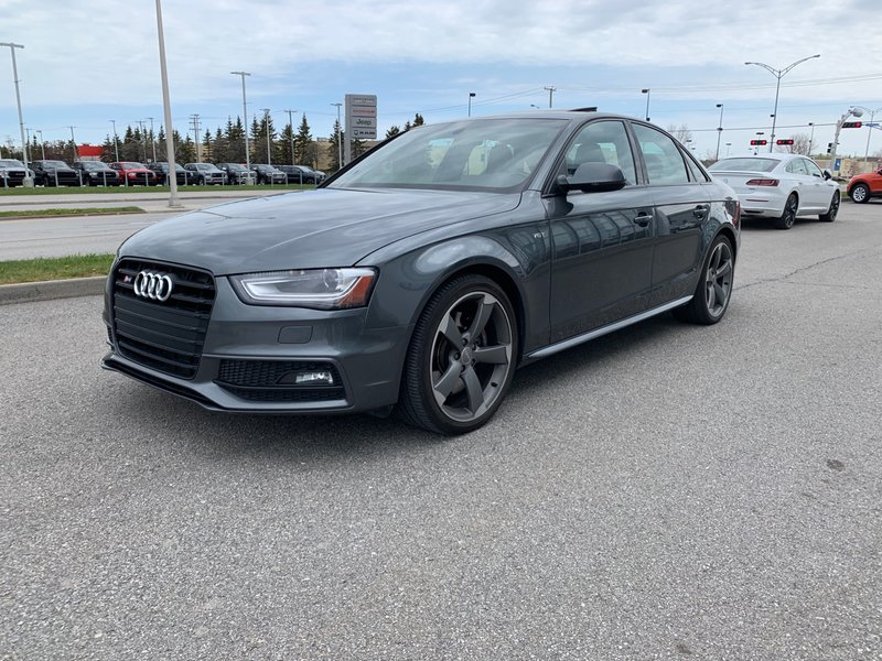 2015 Audi S4 for sale in Rimouski, Quebec