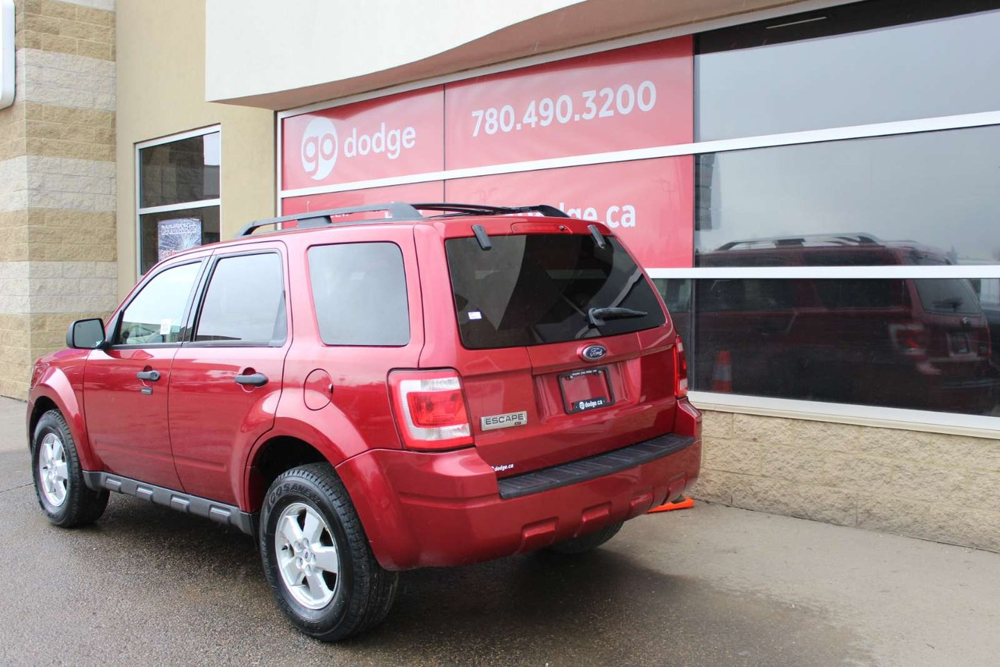 2009 Ford Escape XLT for sale in Edmonton, Alberta