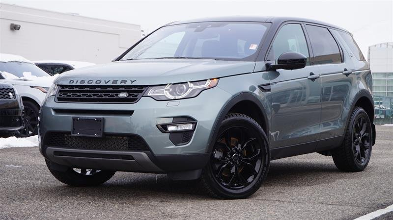 2017 Land Rover Discovery Sport for sale in Kelowna, British Columbia