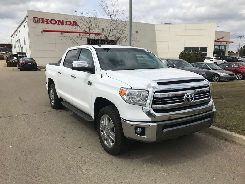 2016 Toyota Tundra for sale in Red Deer, Alberta