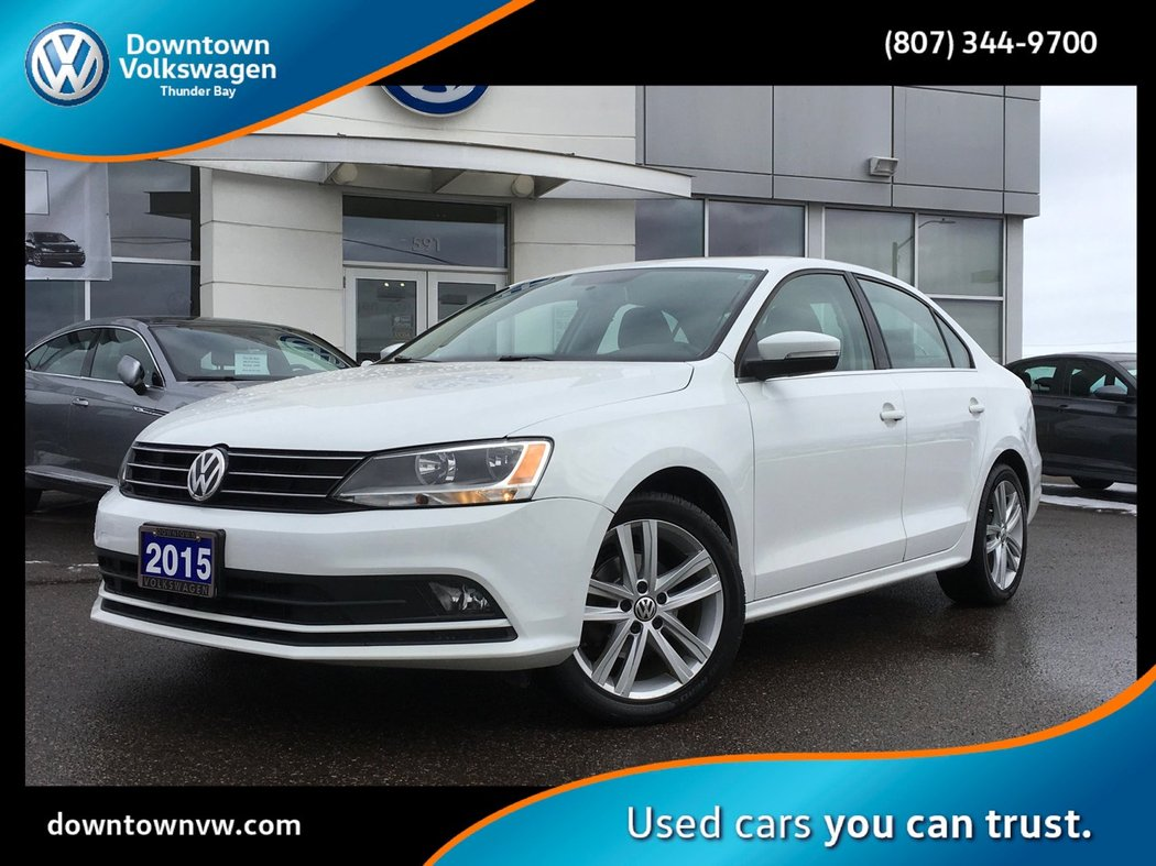 2017 Volkswagen Jetta Sedan For In Thunder Bay Ontario