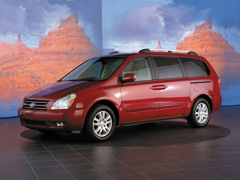 2008 Kia Sedona for sale in Red Deer, Alberta