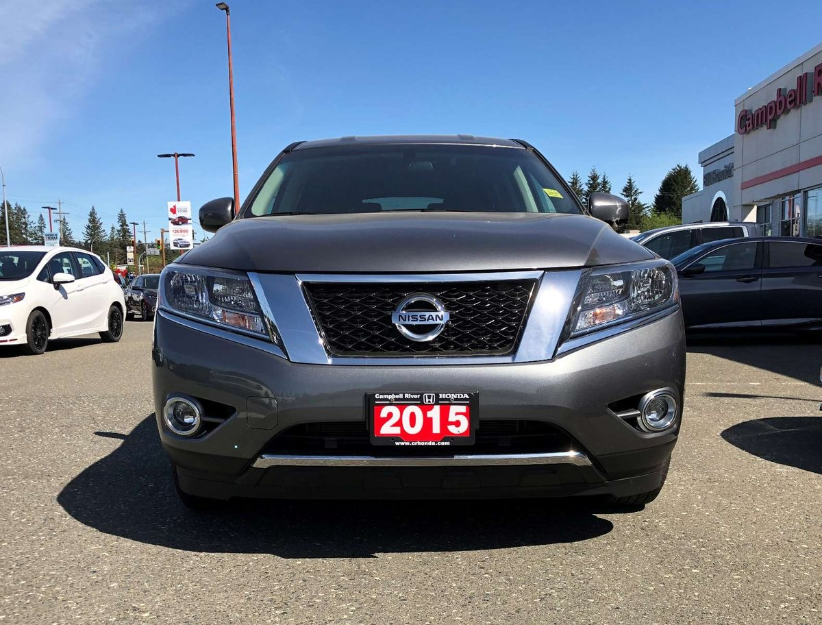 Nissan Campbell River >> 2015 Nissan Pathfinder For Sale In Campbell River