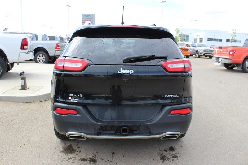 2016 Jeep Cherokee for sale in Peace River, Alberta