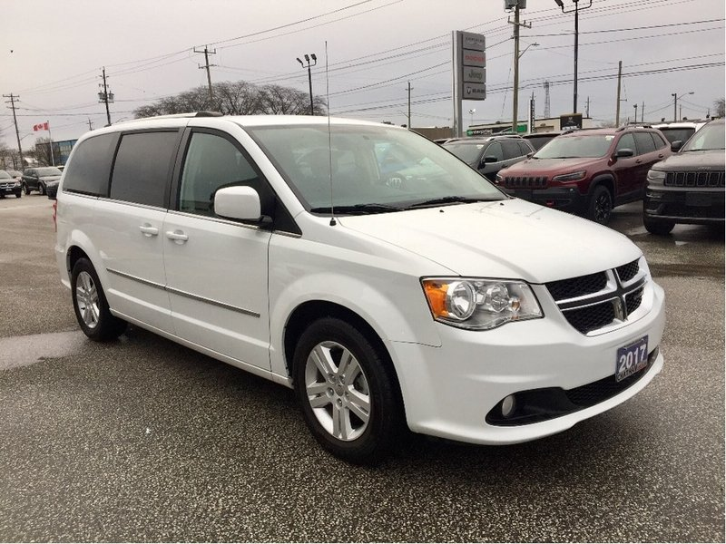 2017 Dodge Grand Caravan for sale in Chatham, Ontario
