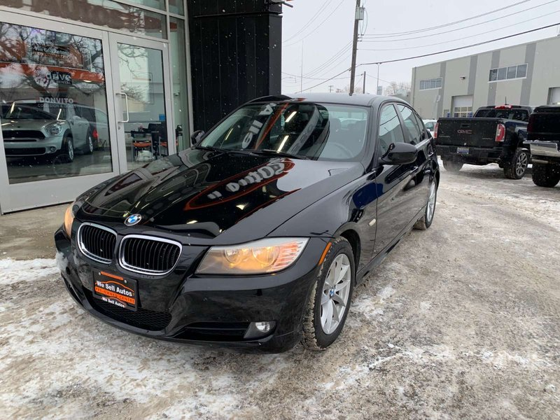2011 BMW 3 Series for sale in Winnipeg, Manitoba
