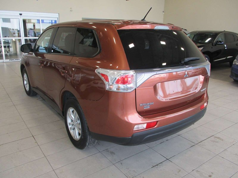 2014 Mitsubishi Outlander for sale in Red Deer, Alberta