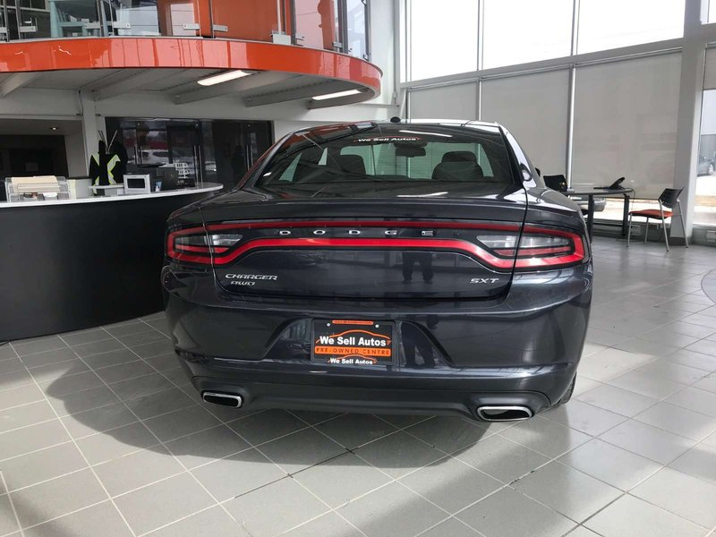 2017 Dodge Charger for sale in Winnipeg, Manitoba