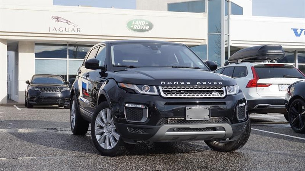 2017 Land Rover Range Evoque For In Kelowna British Columbia