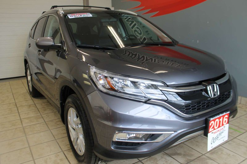 2016 Honda CR-V for sale in Vernon, British Columbia
