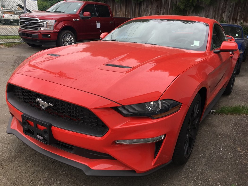 2018 ford mustang for sale in port coquitlam british columbia