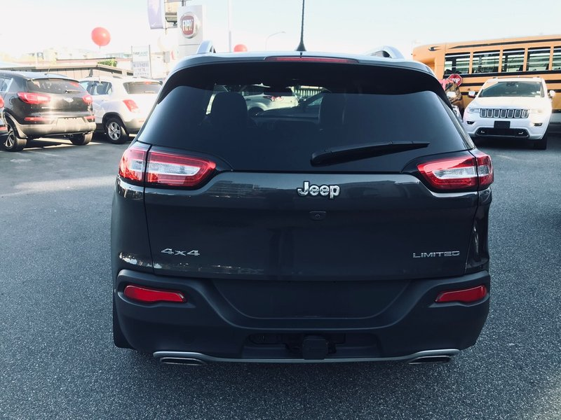 2016 Jeep Cherokee for sale in Richmond, British Columbia