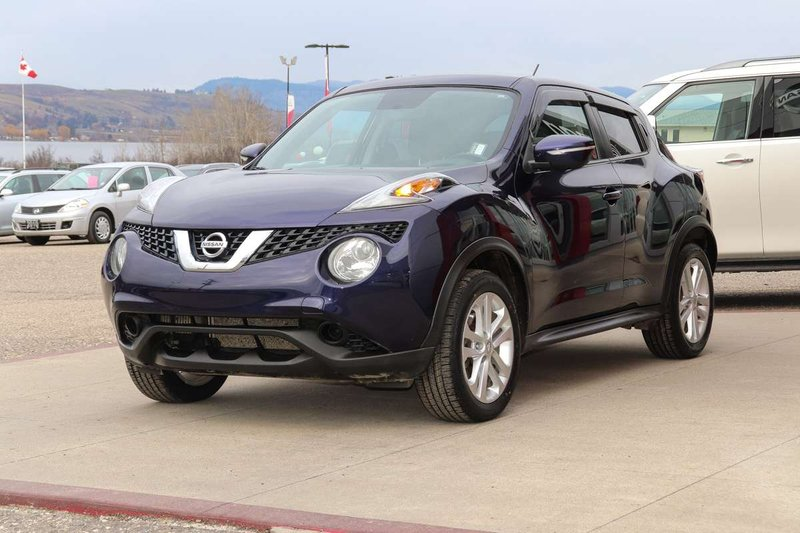 2015 Nissan JUKE for sale in Vernon, British Columbia
