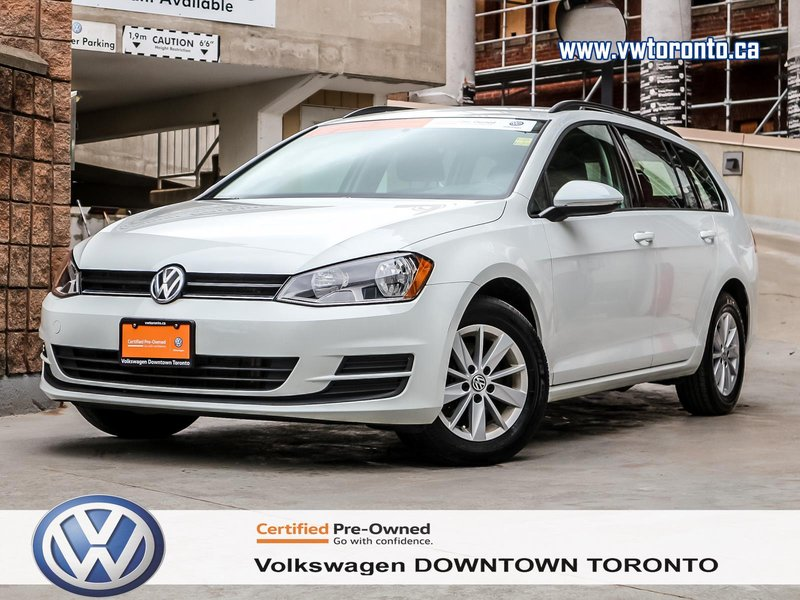 2015 Volkswagen Golf Sportwagon for sale in Toronto, Ontario