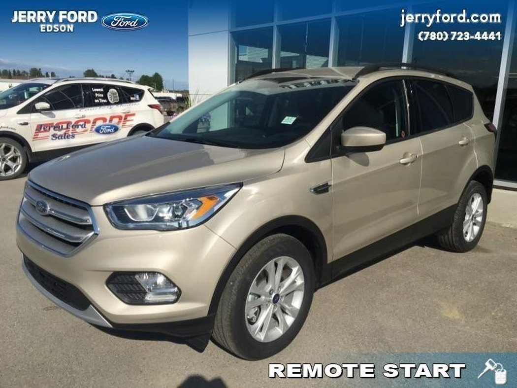2018 Ford Escape for sale in Edson