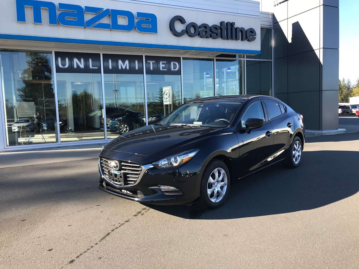 2018 Mazda Mazda3 for sale in Campbell River, British Columbia